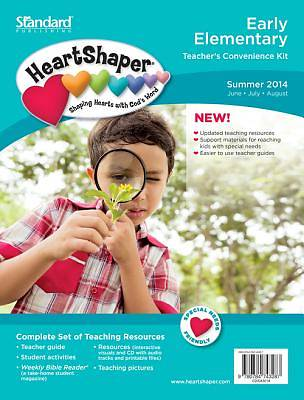 Standard HeartShaper Early Elementary Teacher Kit Summer 2014