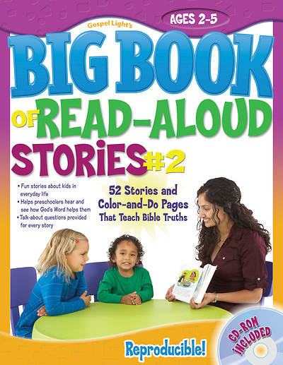Big Book of Read Aloud Stories #2