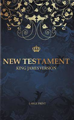 KJV Large Print New Testament