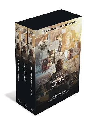 The Case for Christ Official Movie Church Experience Kit