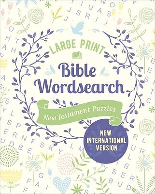 Picture of Large Print Bible Wordsearch