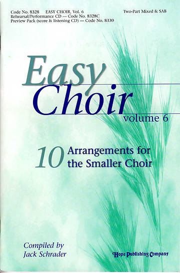 Easy Choir 6 Choral Book