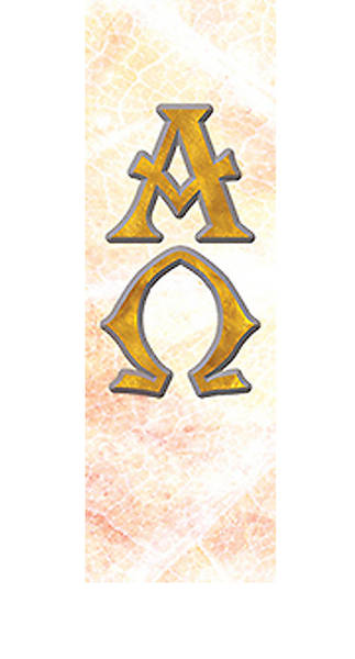 Alpha Omega Bible Marker
