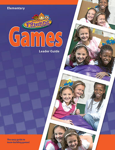 Groups Faithweaver Friends Elementary Games Leader Guide Winter 2012-13