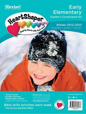 Standards HeartShaper Early Elementary Teacher Kit Winter 2012-13
