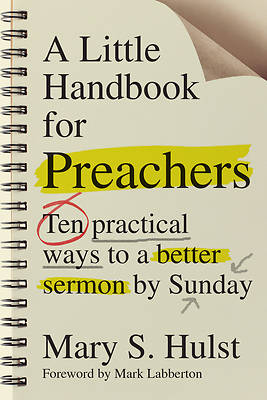Picture of A Little Handbook for Preachers