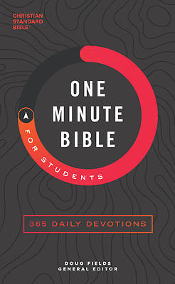 Picture of CSB One-Minute Bible for Students
