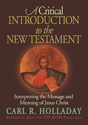 A Critical Introduction to the New Testament - eBook [ePub]