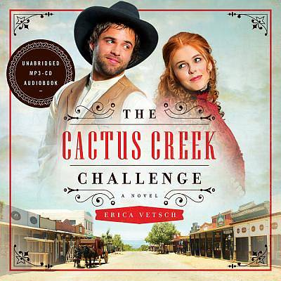 Picture of The Cactus Creek Challenge (Audio CD)