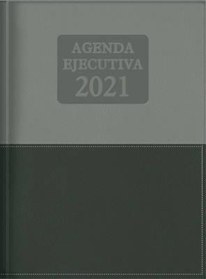 Picture of 2021 Agenda Ejecutiva - Tesoros de Sabiduría - Negro/Gris
