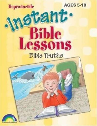 Picture of Instant Bible Lessons