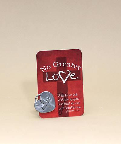 Gods Love Pocket Piece with Card