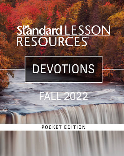 Picture of Standard Lesson Quarterly Adult Devotions Fall