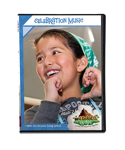 Group VBS 2014 Wilderness Escape Celebration Music DVD