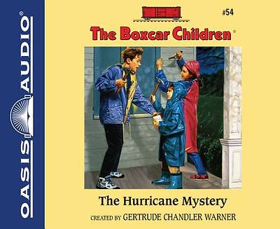 The Hurricane Mystery (Library Edition)