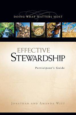 Effective Stewardship Participants Guide