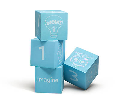 Vacation Bible School (VBS) 2014 Workshop of Wonders Wow Cubes (Pkg of 4)