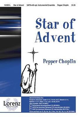 Star of Advent SATB Anthem