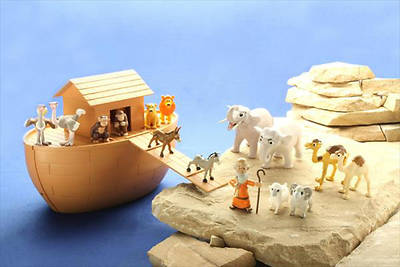 Picture of Play Set Noahs Ark