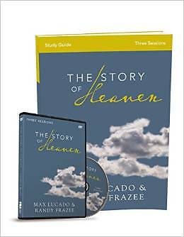 Picture of The Story of Heaven Study Guide with DVD