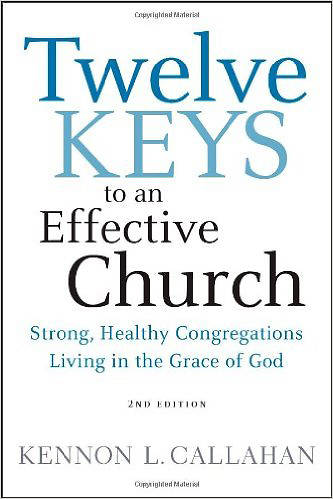 Picture of Twelve Keys to an Effective Church