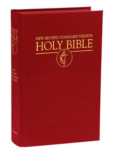 Cokesbury NRSV Pew United Methodist Edition Bible