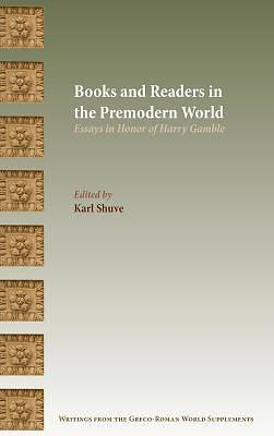 Picture of Books and Readers in the Premodern World
