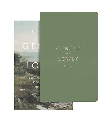 Picture of Gentle and Lowly (Book and Journal)