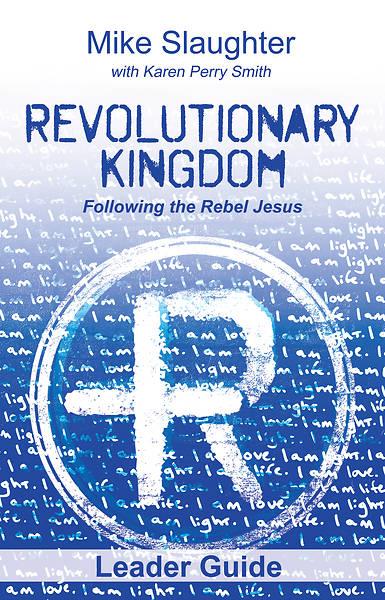 Picture of Revolutionary Kingdom Leader Guide - eBook [ePub]