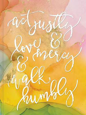 Picture of ACT Justly, Love Mercy, and Walk Humbly