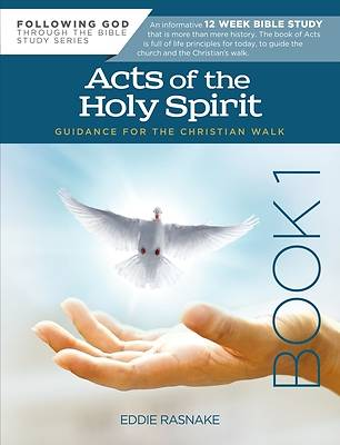 Picture of Following God Acts of the Holy Spirit Book 1