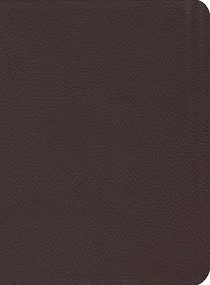 Picture of ESV Reformation Study Bible - Burgundy, Seville Cowhide