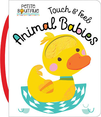 Picture of Petite Boutique Touch and Feel Baby Animals