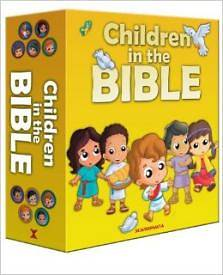 Children in the Bible - All 10 Books in a Slipcase