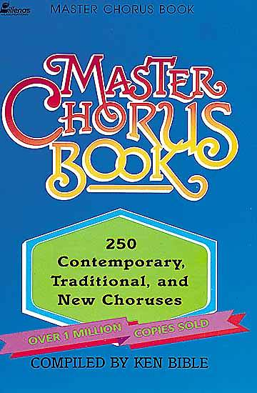 Picture of Master Chorus Book Songbook