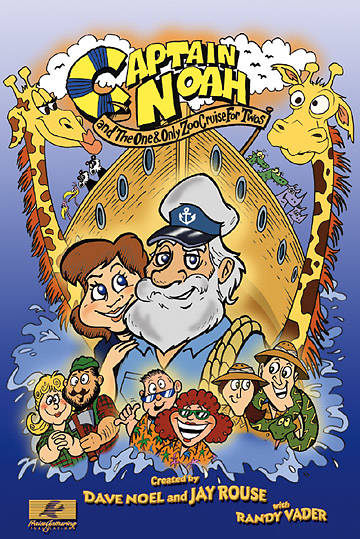 Captain Noah and The One and Only Zoo Cruise for Twos Listening CD