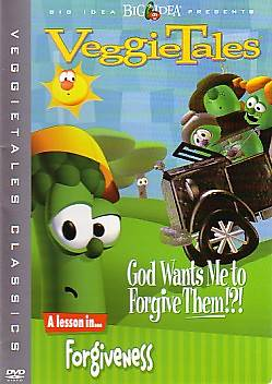 Picture of Veggie Tales God Wants Me to Forgive Them DVD