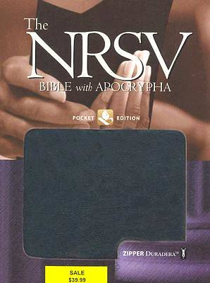 The New Revised Standard Version Pocket Bible