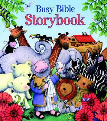 Busy Bible Storybook