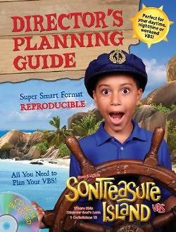 Gospel Light VBS 2014 SonTreasure Island Directors Planning Guide with CD-ROM