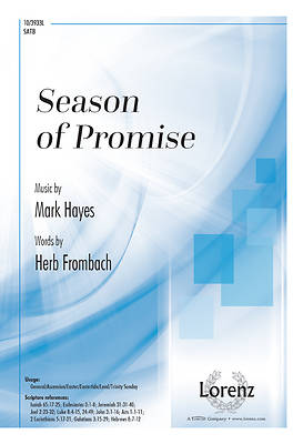 Season of Promise SATB Anthem