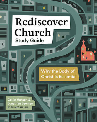 Picture of Rediscover Church Study Guide