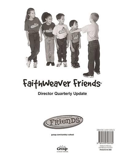 Picture of FaithWeaver Friends Director Quarterly Update Winter 2020-2021