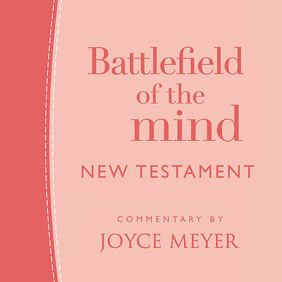 Picture of Battlefield of the Mind New Testament Lib/E