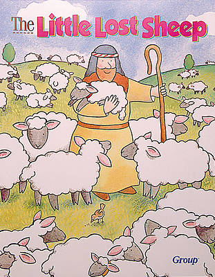Picture of Bible Big Books - The Little Lost Sheep