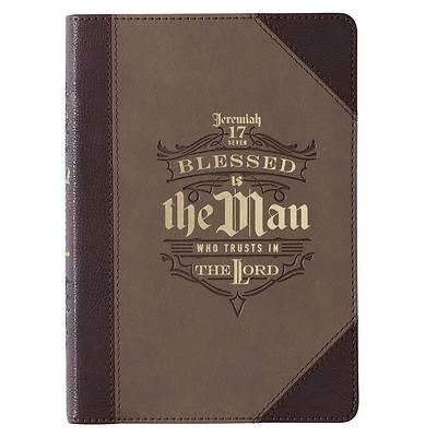 Picture of Journal Blessed Is the Man Jer. 17