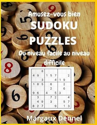 Picture of Appréciez les puzzles Sudoku du niveau facile au niveau difficile