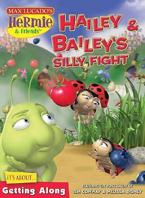 Picture of Hailey & Bailey's Silly Fight DVD
