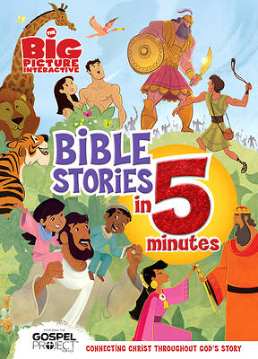 Picture of The Big Picture Interactive Bible Stories in 5 Minutes
