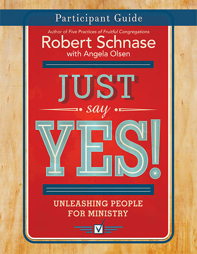 Picture of Just Say Yes! Participant Guide - eBook [ePub]